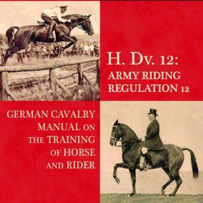 hdv12 german cavalry manual training scale