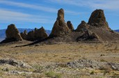 Trona Pinnacles Tufa Formations