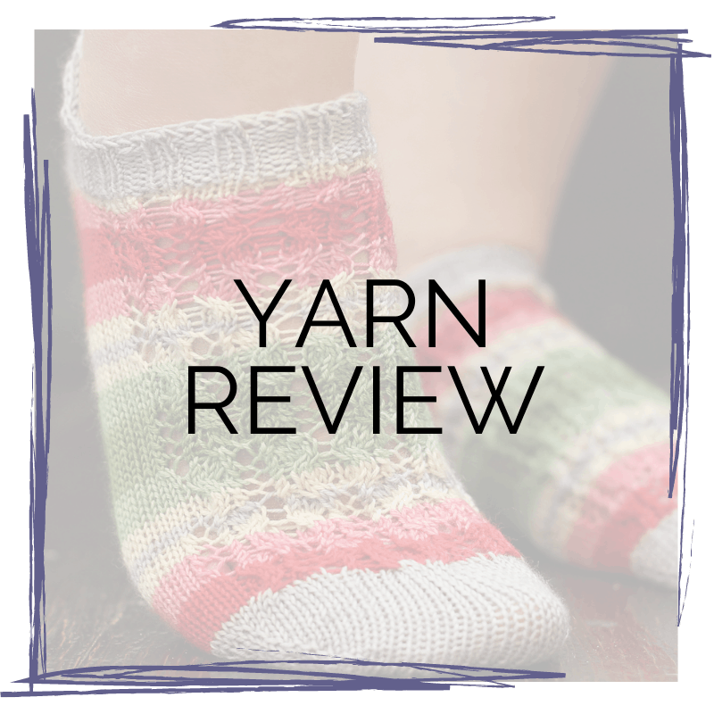 Yarn Review: Turtlepurl Yarns