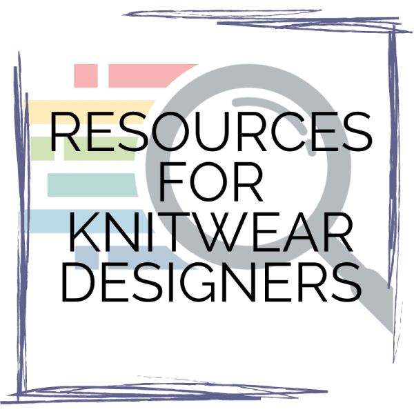 Resources for Knitwear Designers