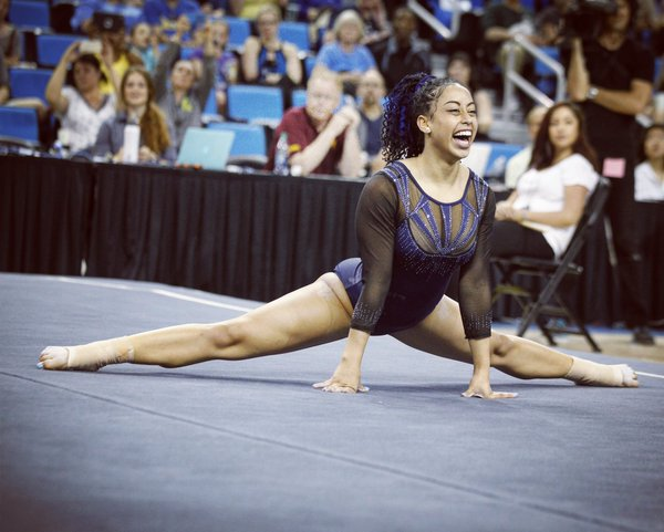 Sophina DeJesus (USA Gymnast) - Twitter