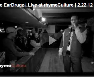 The Eardrugz | Live at rhymeCulture | 2.22.12