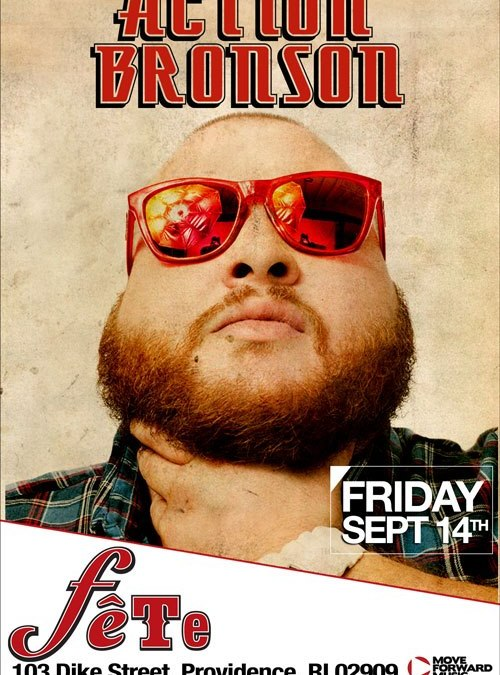 Action Bronson @ Fête | FRIDAY 9.14.12