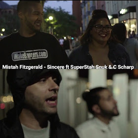 Mistah Fitzgerald @theMistahFitz – Sincere ft @SuperSTahSnuk & @CScharp [Video]