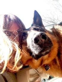 Leo selfie