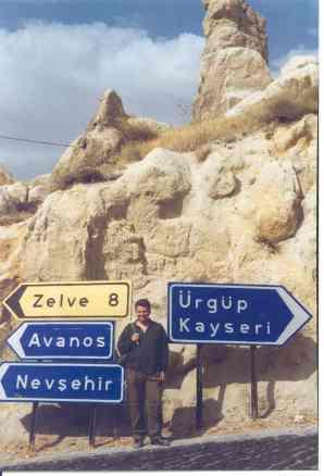 The heart of Cappadocia!