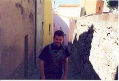 Sunny weather, Sardinia 2000