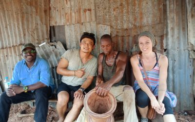 Bec's drum and dance trip to Guinea, West Africa Part 2