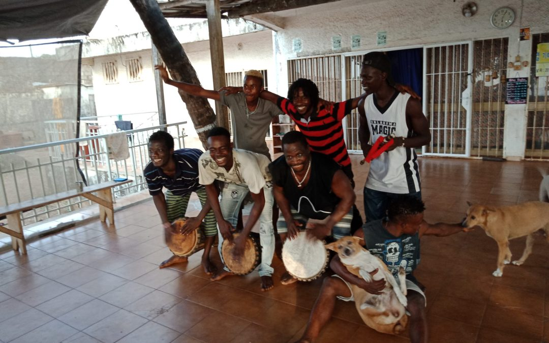 Bec's drum and dance trip to Guinea, West Africa – Part 4