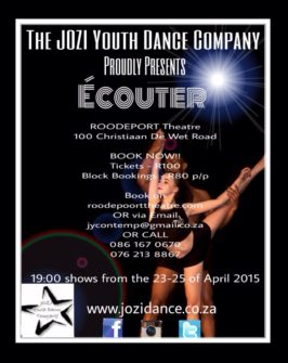 Jozi Youth Dance Company éCouter