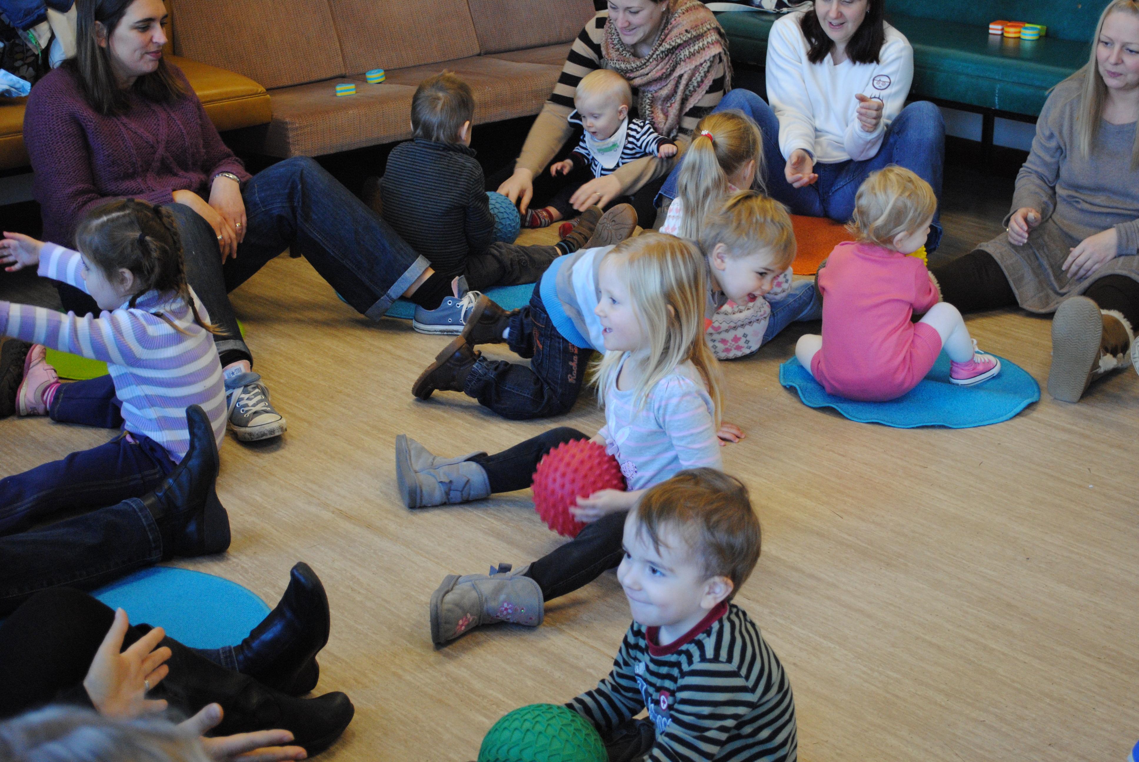 Music Exercises For Preschoolers