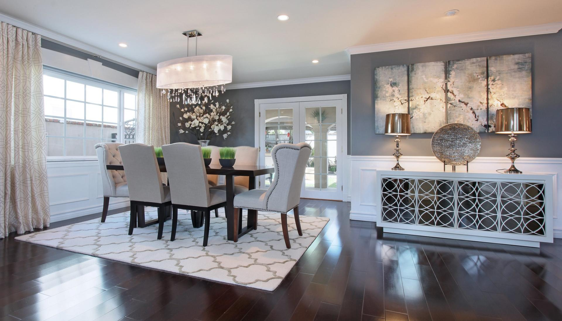 17 Marvelous Gray Dining Room Ideas Rhythm Of The Home