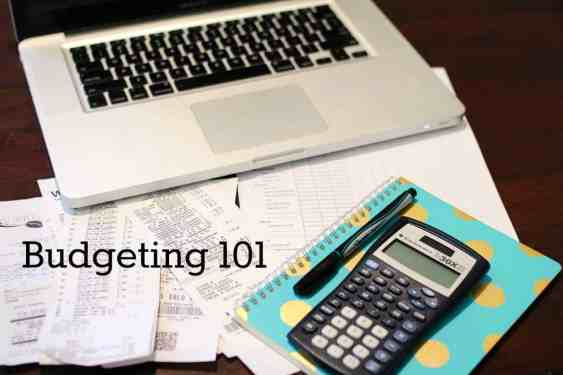 Budgeting 101: a budgeting series for beginners