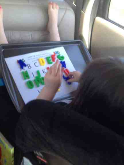 car activities for toddlers