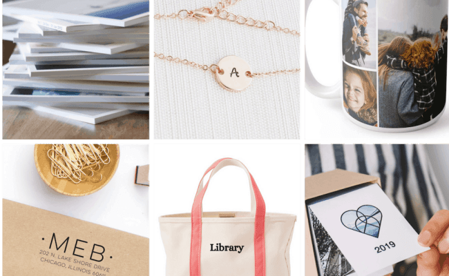 8 Simple Unique Custom Gifts For All Occasions In 2019