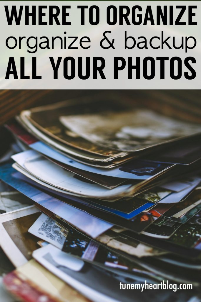 Google photos, iCloud, hard drive, iPhoto... what's the best option for storing, managing and backing up pictures?