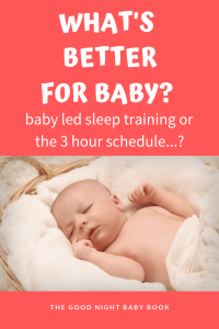 Wondering what sleep training method is right for you? Are you pregnant and preparing for baby? These are amazing tips on why and how to sleep train your baby as a newborn.