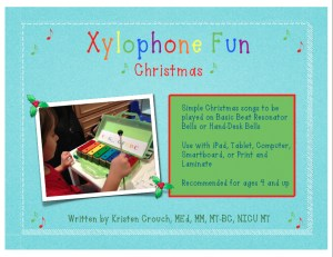 xylophone christmas cover