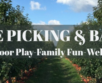 Apple Picking and Baking