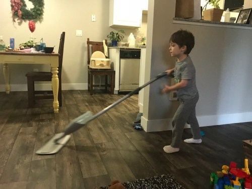 indoor play cleaning