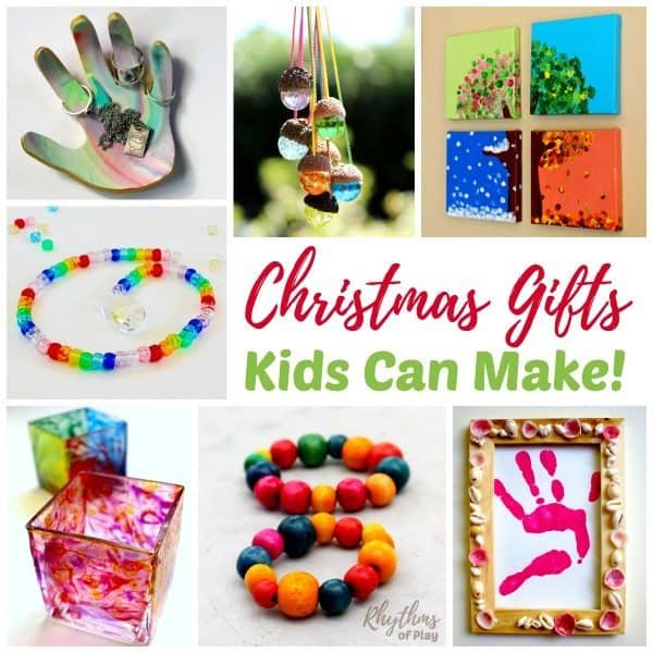 christmas gifts kids can