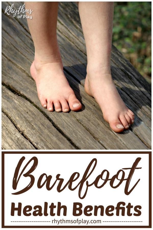 barefoot health benefits 10