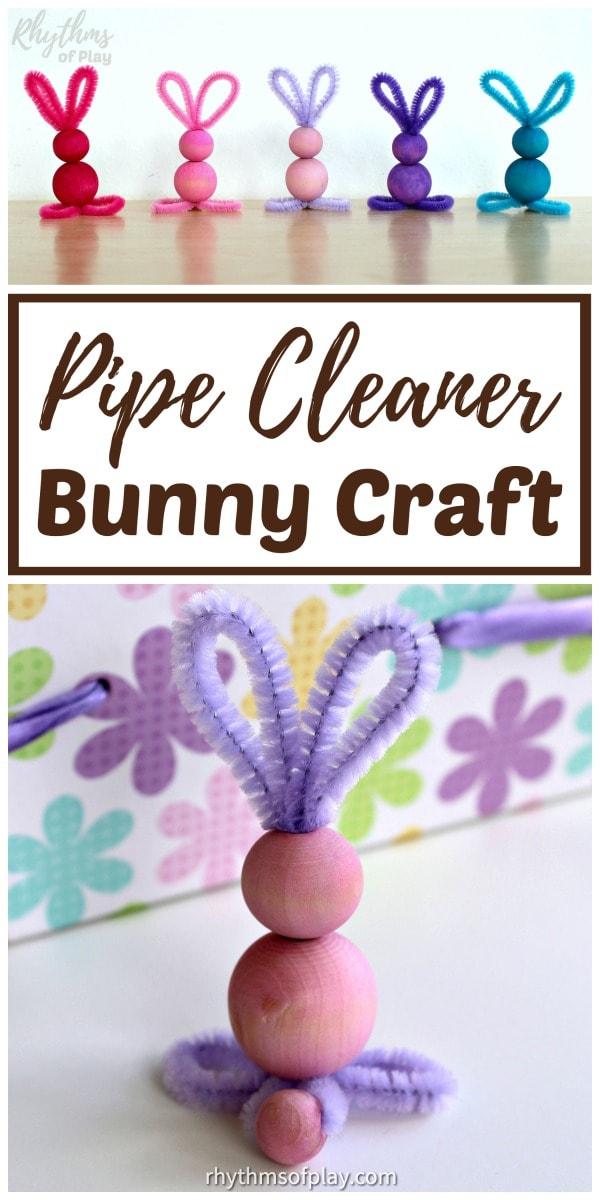 Easy Bunny Craft Rhythms Of Play