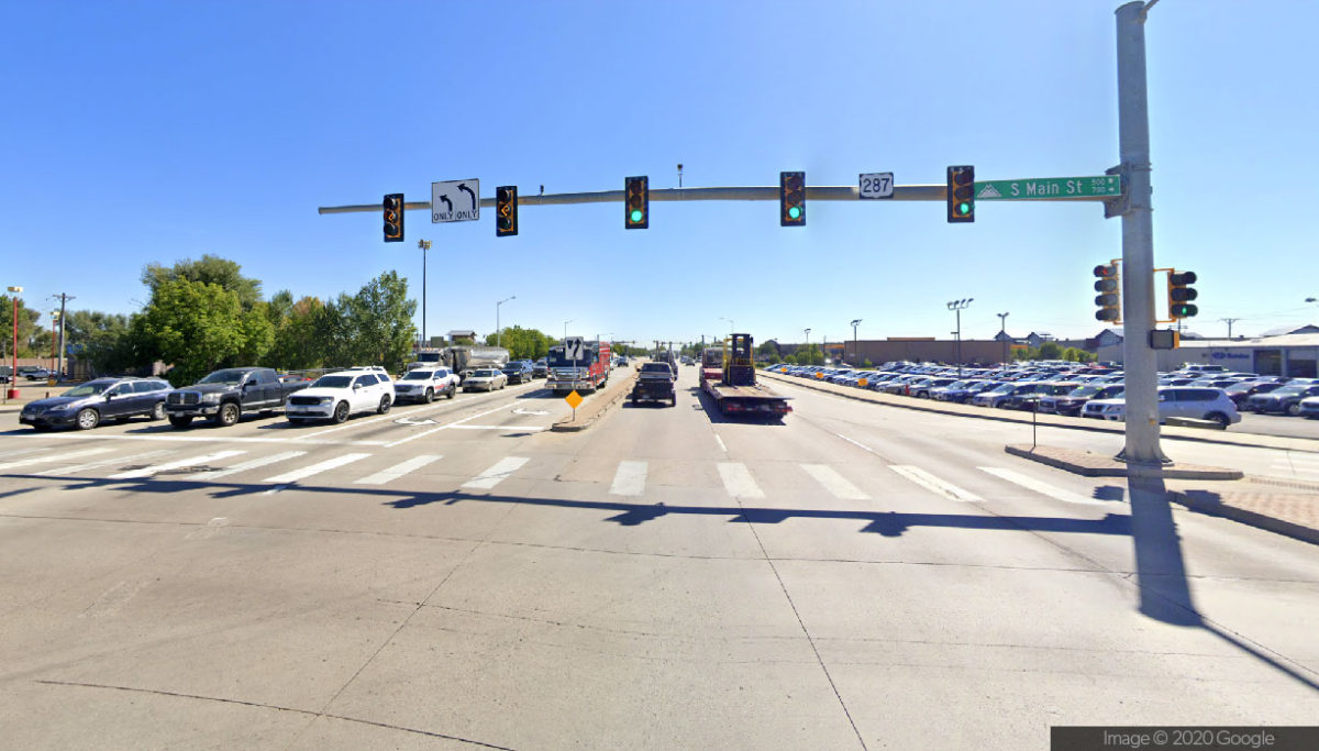 How the City of Longmont CO cut down delays in traffic by ...