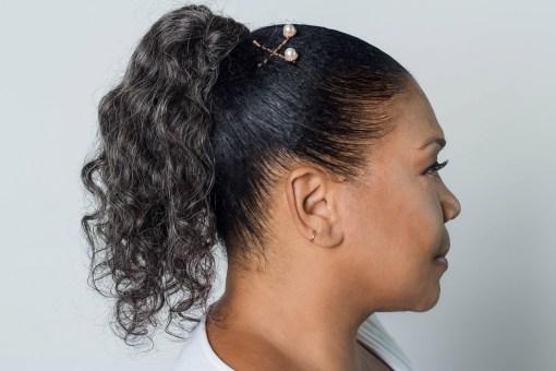 Reggae Curl Grey- 12 inch