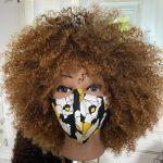 mask - size L
