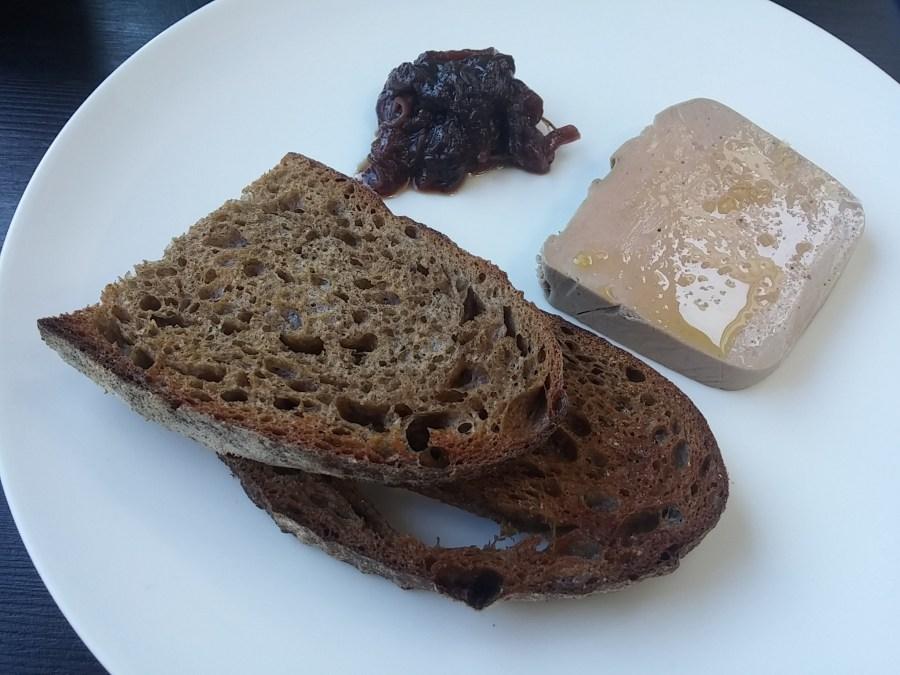 Chicken liver pate, Hispi