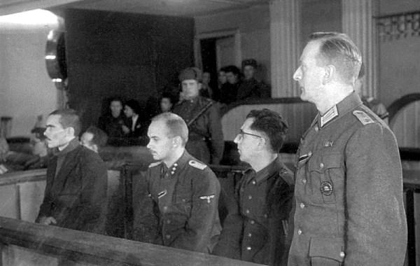 Под Сталинградом были зверски уничтожены 47 детей