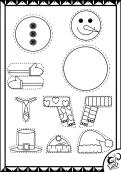 حقيبة-المرح-الشتوية-صنع رجل ثلج