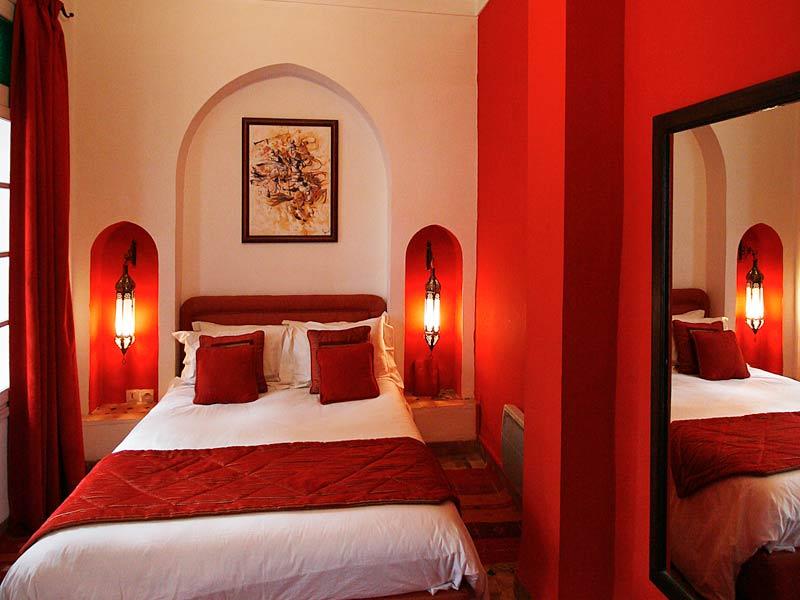 riad la maison rouge a marrakech