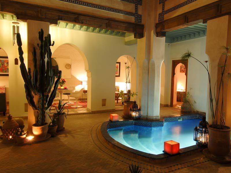 Riad Bayti  Louez le Riad Bayti  Marrakech  HotelsRyads