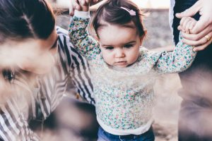 children of alcoholics, parents with toddler