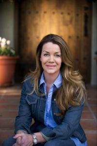 Claudia Christian of C Three Foundation