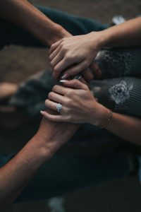 holding hands how to help your partner quit drinking