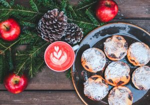 cookies, staying sober during the holidays