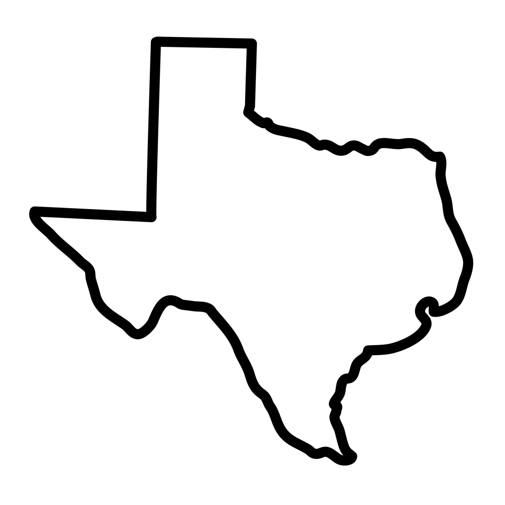 map-of-texas