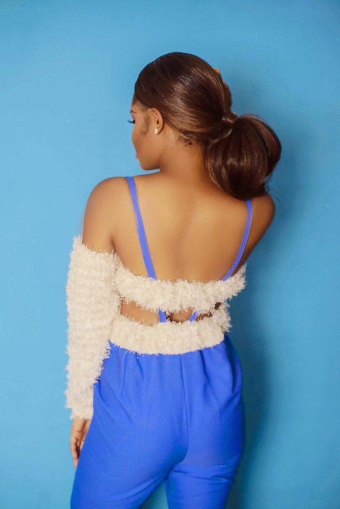 back view of the Mary Jumpsuit by Ria Kosher