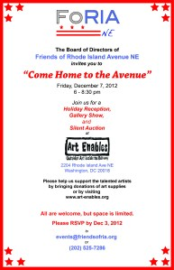 Holiday Reception - Come Home to the Avenue