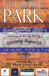 08-13-2016 Backyard BBQ flyer