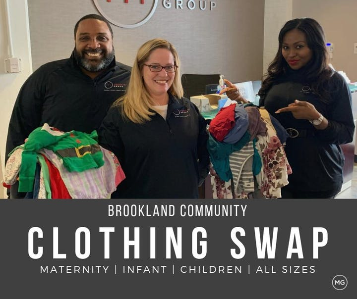 Brookland Clothing Swap – Rhode Island Avenue Main Street