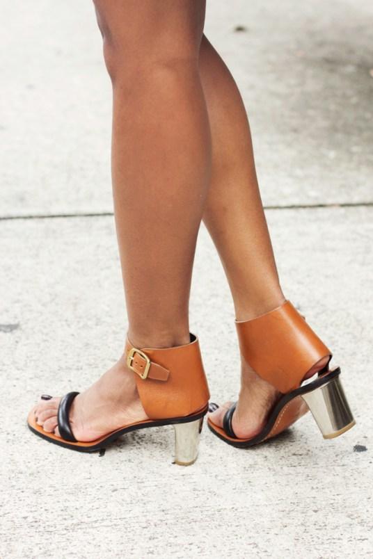 Céline-Tan-Bam-Bam-Sandals