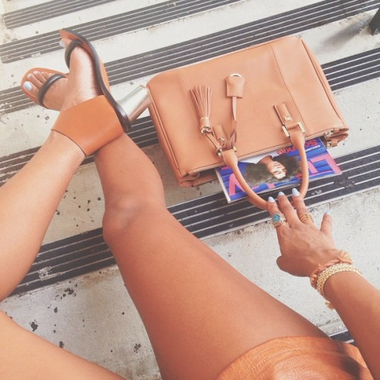 Celine-Mirror-Heel-Sandals-Metal-Wink-And-Winn-Lucky-Magazine-Solange-Instagram