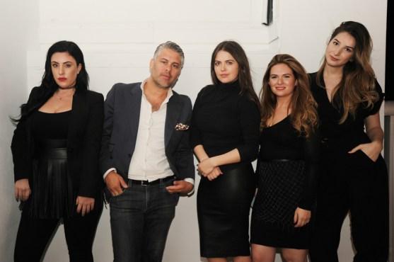 Prisca Mast, Elad Bentov, Leah De Ment, Sasha Schwartz, & Chloe Martinez
