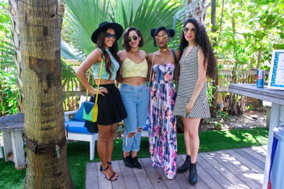 Ria Michelle ASOS #EpicSummer at Soho Beach House-5984