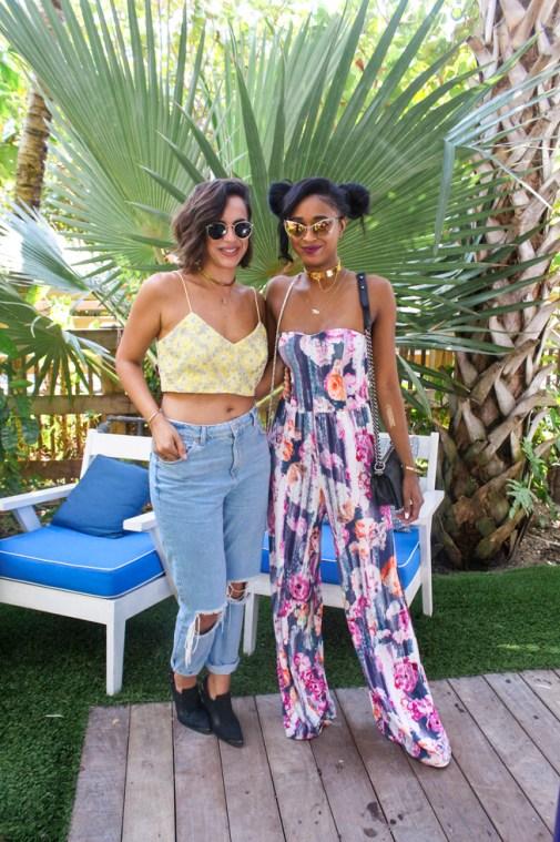 Ria Michelle ASOS #EpicSummer at Soho Beach House-Miami-Fashion-Blogger