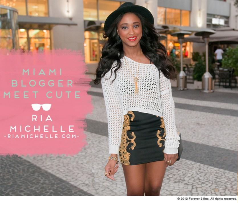 Miami-Blogger
